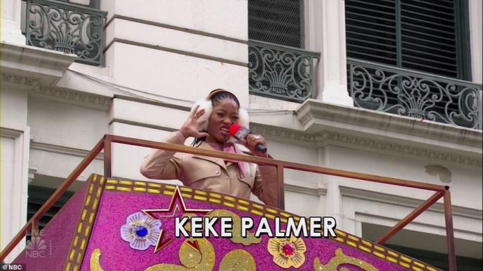 Fans were unhappy that it seemed that Keke Palmer's performance had been cut short