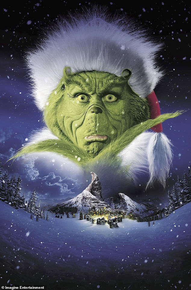 Barely survived:To be fair, Carrey had to sit in hair and makeup for hours upon hours in order to transform into the Grinch and he was famously sent by the studio to undergo CIA torture training to withstand the claustrophobic feeling of the costume and prosthetics