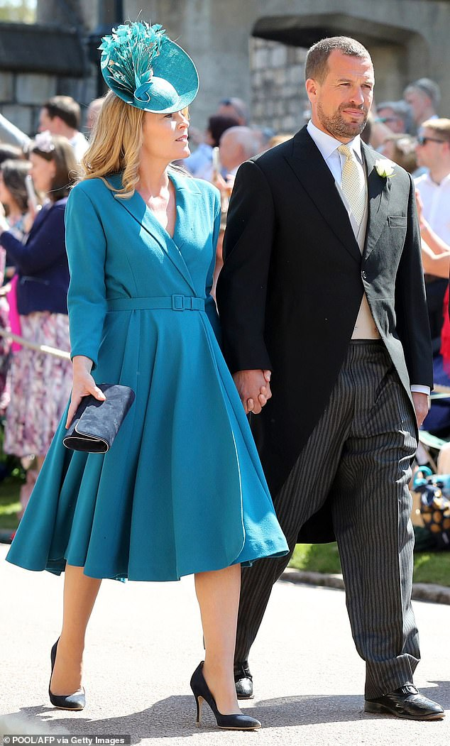 Peter Phillips and his former wife Autumn also live on Gatcombe Park with their family, and are likely to spend the holidays with The Tindalls, whom they enjoy a close relationship