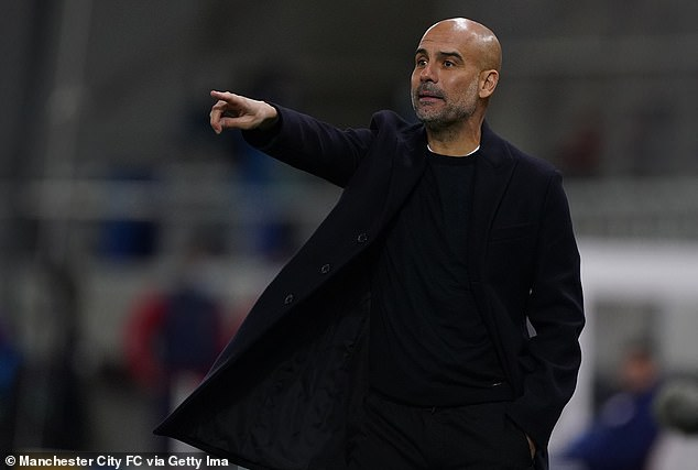 Pep Guardiola has insisted that Manchester City will soon embark on a glut of goals