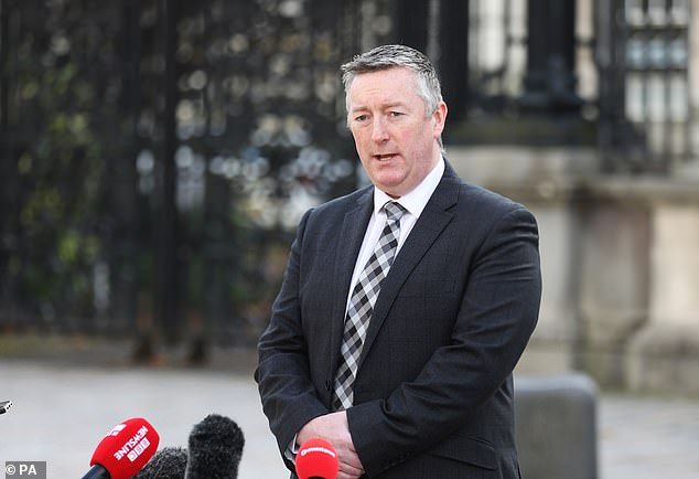 PSNI Detective Superintendent Richard Campbellsaid it was a 'cowardly' attack on Mr Ismay