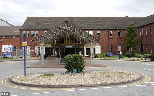 Wrexham Maelor Hospital, whereWilbert Catalan Llobrera had just finished a 13-hour shift before being struck and killed by a car driven byKieron Davies on October 22