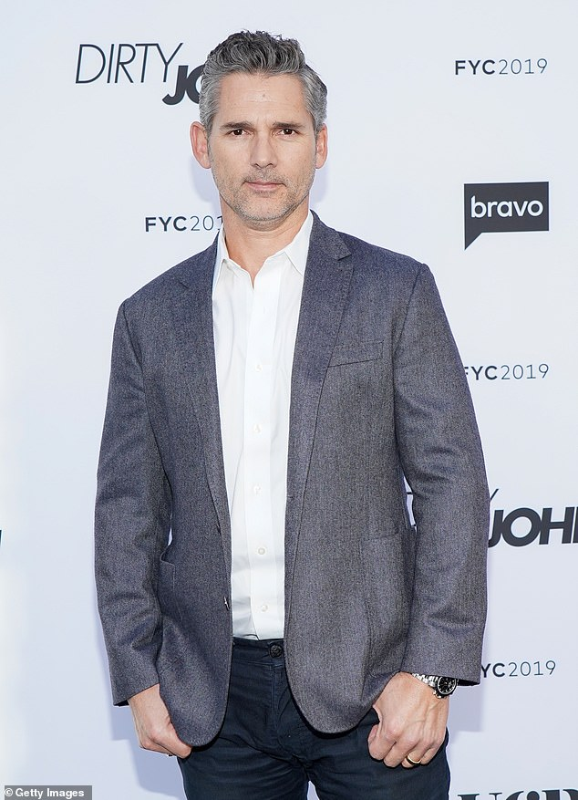 Icon: Legendary actor Eric Bana arrives on board as a zookeeper named Chaz, Jackie Weaver will play the role of a crocodile named Jackie and Guy Pearce will appear as a funnel-shaped spider
