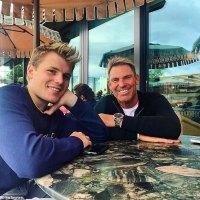 Shane Warne DEFENDS his parenting skills after son Jackson's shocking food revelation