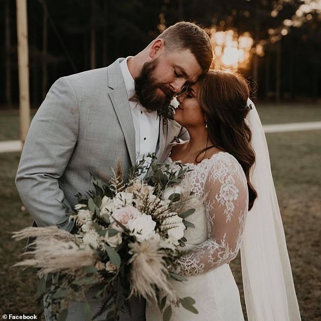 NASCAR crew member, 30, and his new bride, 23, die in car crash while on Florida Keys honeymoon