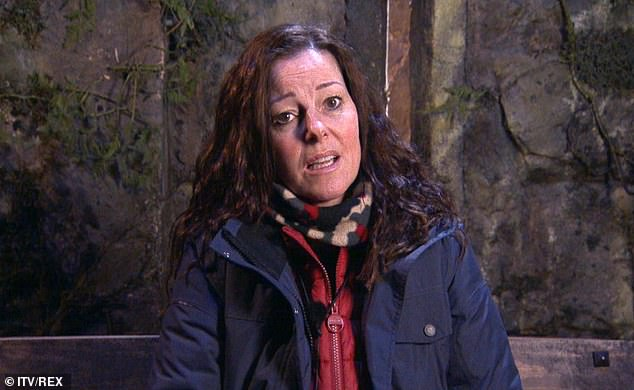 Candid: I'm A Celebrity's Ruthie Henshallhas said 'discovering a love for dancing saved her' after she was abused by a family friend when she was just four-years-old