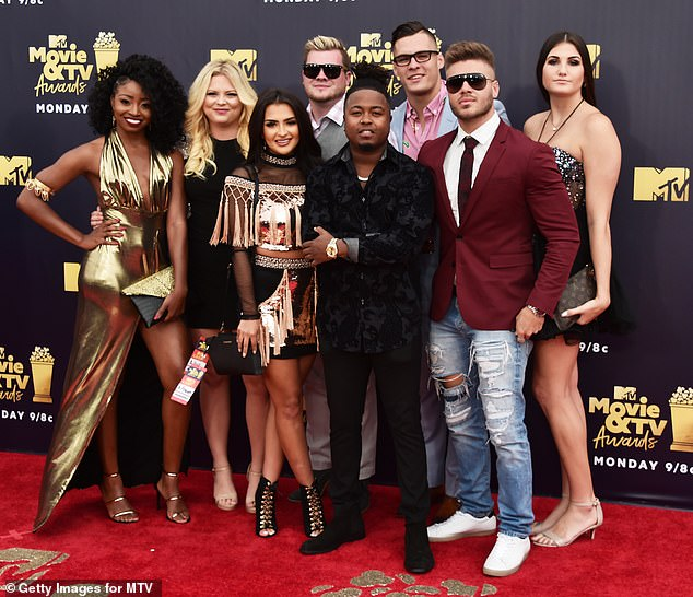 Cast: Floribama Shore debuted on MTV in 2017 with Kirk Medas, Candace Rice, Nilsa Prowant, Gus Smyrnios, Kortni Gilson, Jeremiah Buoni, Codi Butts and Aimee Hall (pictured 2018)