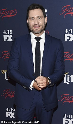 All ears: The post was enough to grab the attention of show star Edgar Ramirez