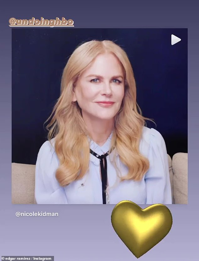 The Undoing leading lady, Nicole Kidman, thanked fans for tuning in to the miniseries where she declared: 'Hang On tight'