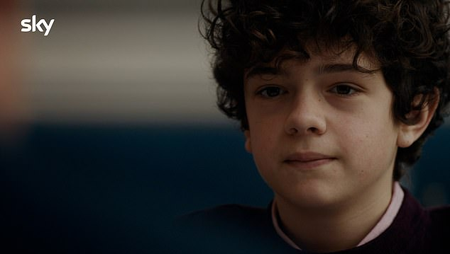 New twist!And episode six kicks off where five left off, as Grace and Henry [Noah Jupe] stare at each other intently as they realise the gravity of what she has discovered