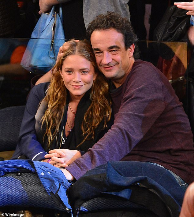 Sarkozy and Olsen got together in 2012 and married in 2015 with a 20-year age gap and split up in 2020
