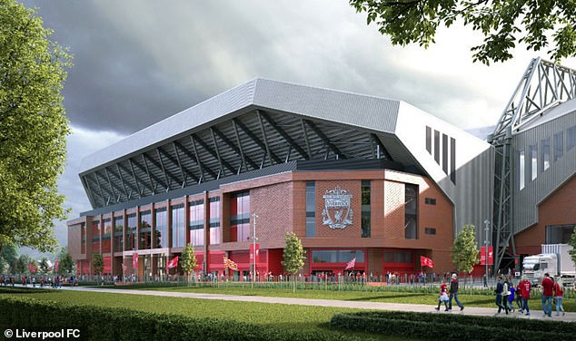 Liverpool have confirmed they will start work on an expansion to 7,000 seats at Anfield next week