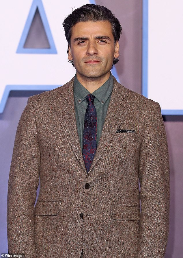 Co-star: Jessica is currently working on the HBO adaptation of Ingmar Bergman's 1973 series, Scenes From A Marriage, where she will act opposite Oscar Isaac (seen in December 2019 above)