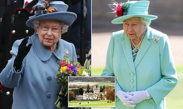 The Queen enjoys washing up in her Marigolds, Paul Burrell claims