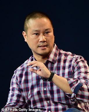 Ex-Zappos CEO Tony Hsieh was trapped in a storage room before dying of smoke inhalation