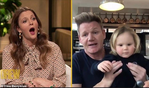 Gordon Ramsay jokes son Oscar is 'the one man that puts me in my place'