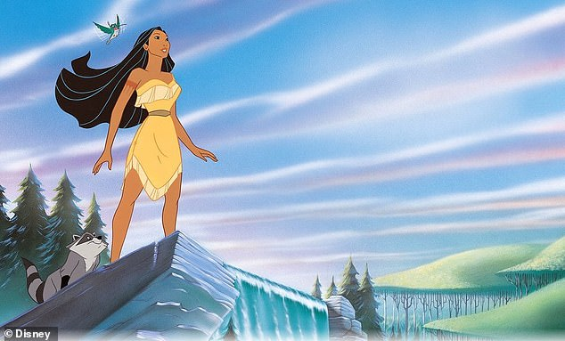 Colors of the wind: Bedard voiced the lead role and was the physical model for Disney animated film Pocahontas in 1995 which was loosely based on the life of the Native American woman of the same name