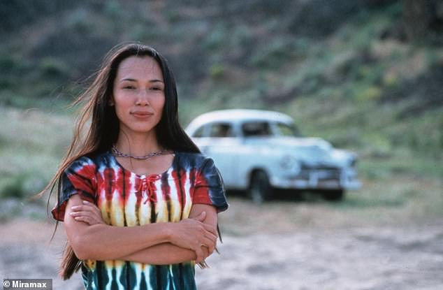 Classic: Bedard is perhaps best known for her work starring in 1998 film Smoke Signals which was an adaptation from a collection of Sherman Alexie collection of short stories