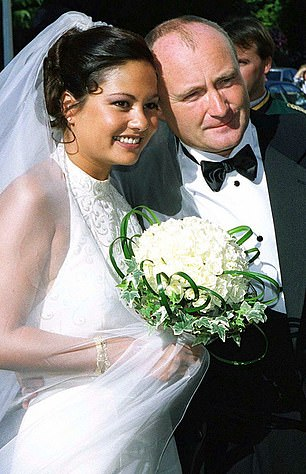 The pair married in 1999 and had sons Nicholas, 19, and Matthew, 15, before splitting seven years later