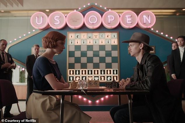 Checkmate: Netflix show The Queen's Gambit has won over a new legion of chess fans
