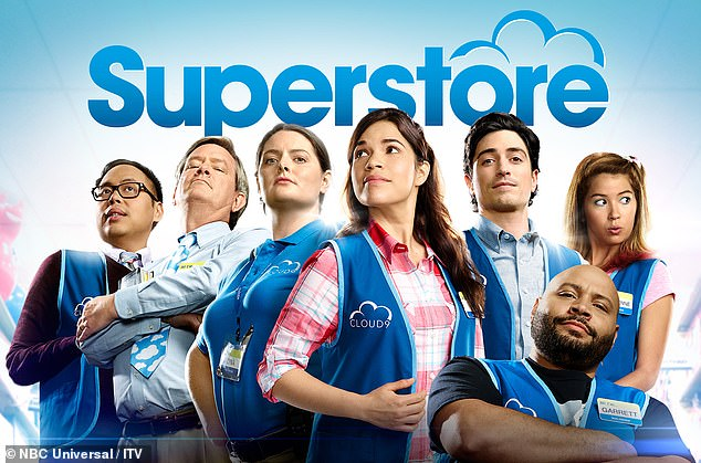 Saying goodbye:Earlier in December, NBC announced that America's former series Superstore would be ending after the currently airing sixth season