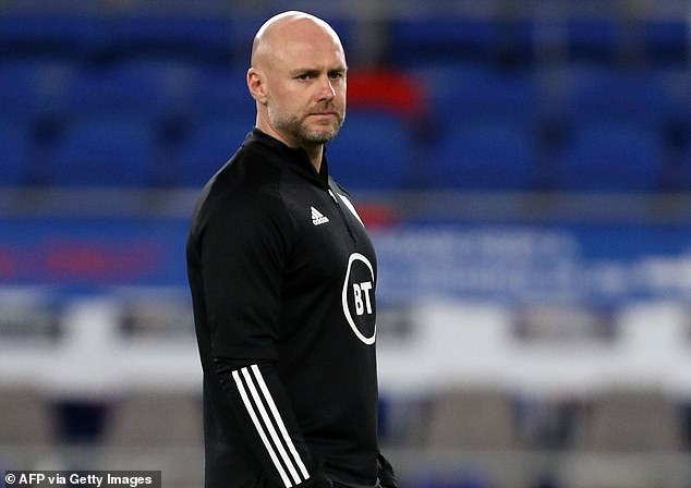 Rob Page will once again stand in for Giggs as Wales prepare for their three upcoming games