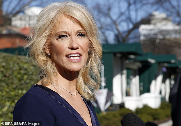 US Election 2020: Kellyanne Conway admits Joe Biden beat Trump