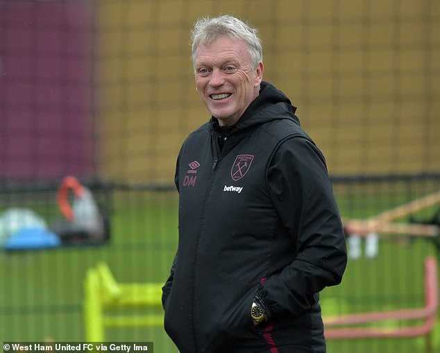 Moyes says he's got his 'mojo' back in West Ham as they continue to climb the rankings