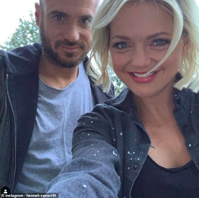 S Club 7's Hannah Spearritt reveals she's welcomed a daughter called Tora after a secret pregnancy