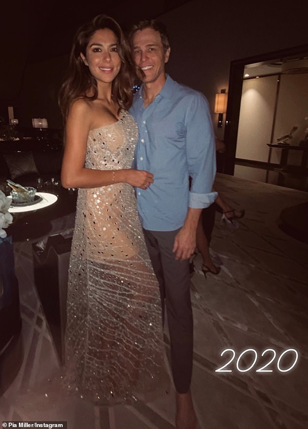 Get ready, Hollywood! The wedding of Australian actress and model Pia Miller and influential talent agent Patrick Whitesell is expected to be one of the most extravagant of 2021