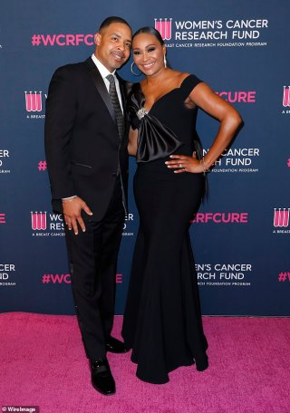 Real Housewives of Atlanta's Cynthia Bailey and husband Mike Hill disagreed about pandemic wedding