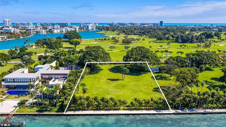 Ivanka & Jared Kushner buy million plot of land on Miami's exclusive 'Billionaire Bunker'