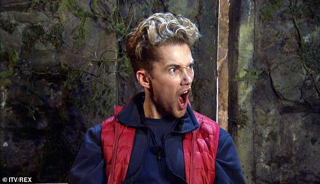 I'm A Celebrity UK: AJ Pritchard reveals the castle was HEATED