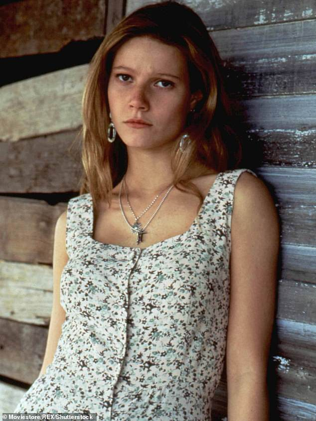 She's a hit:After the film was made 'I didn't work at all,' but things turned around when Gwyneth 'got a lot of critical acclaim for my role and that's when things started moving'