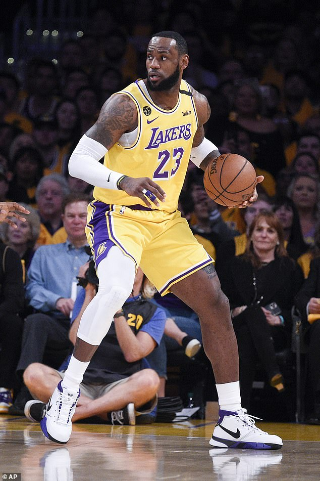 Los Angeles Lakers superstar LeBron James was named TIME Athlete of the Year on Thursday.  James led the Lakers to an NBA championship this year while also emerging as a racial activist.