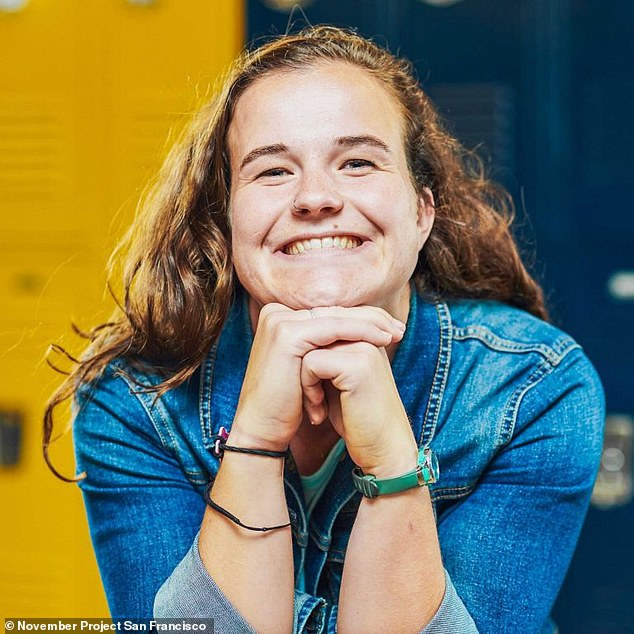 """He revealed that death devastated his family.  """"Very sad, really saddened my daughter a lot,"""" he said.  Alison graduated from Stanford University and works as a software engineer for Twitter in the California Bay Area"""