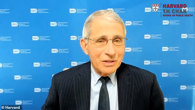 Dr Anthony Fauci has revealed that the brother of her daughter's boyfriend Alison has died from coronavirus.  `` The brother of my youngest daughter's boyfriend is a 32 year old, athletic, healthy young man who contracted COVID-19 and had one of the unusual complications of cardiomyopathy with arrhythmia and died '' said Fauci