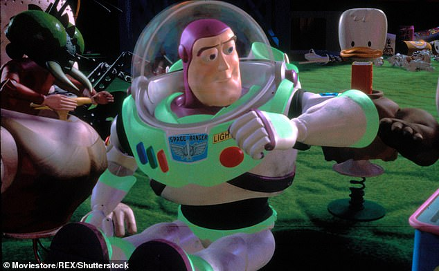 Remember when:The role was originated by Tim Allen in the 1995 computer animated movie Toy Story, which was the first film ever released by Pixar