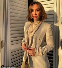 Myleene Klass stunned when daughter Hero, 9, quotes Virginia Woolf in discussion about growing up