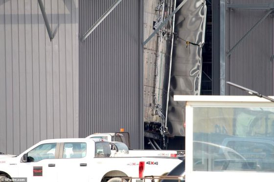 SpaceX announced that it would soon move SN9 to the launch pad shortly after SN8 took off, and based on road closures in Boca Chica, it could take off sometime next week.  However, it is unclear if the latest prototype was damaged when it fell on Friday.
