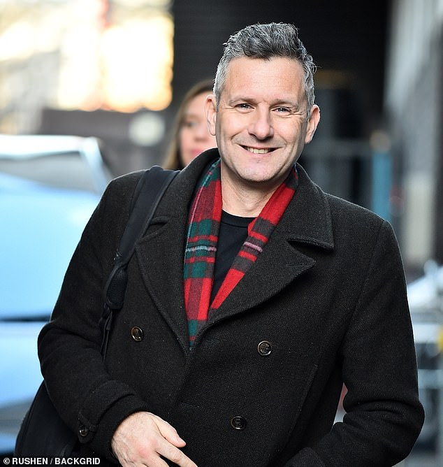 Adam Hills is one of the BBC comedians who is not afraid to broadcast his leftist views