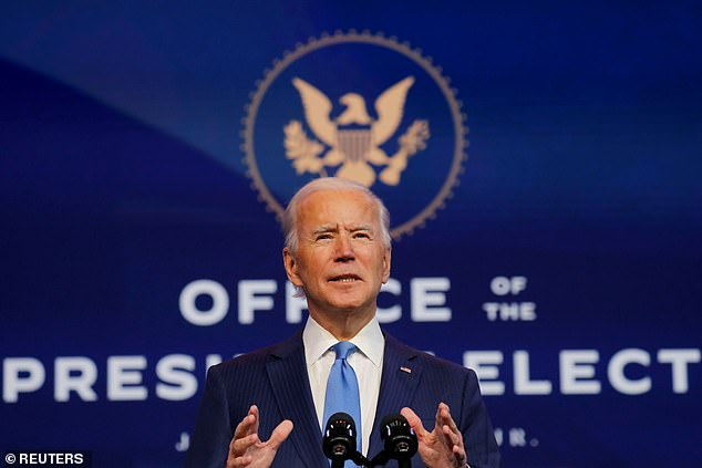 It's not clear what role Biden offered to the mayor, though several opportunities were rumored