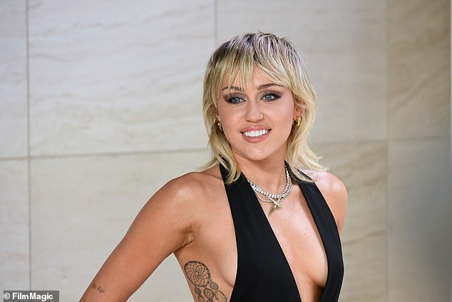 Holiday season: Miley confirmed she would be at. home in Tennessee this year for Christmas