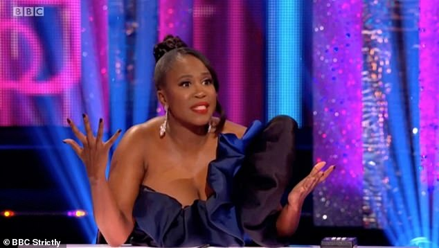 'Attacking her is attacking me': Strictly's Motsi Mabuse has hit back at trolls who targeted Shirley Ballas for sending Ranvir Singh home on the show on Sunday