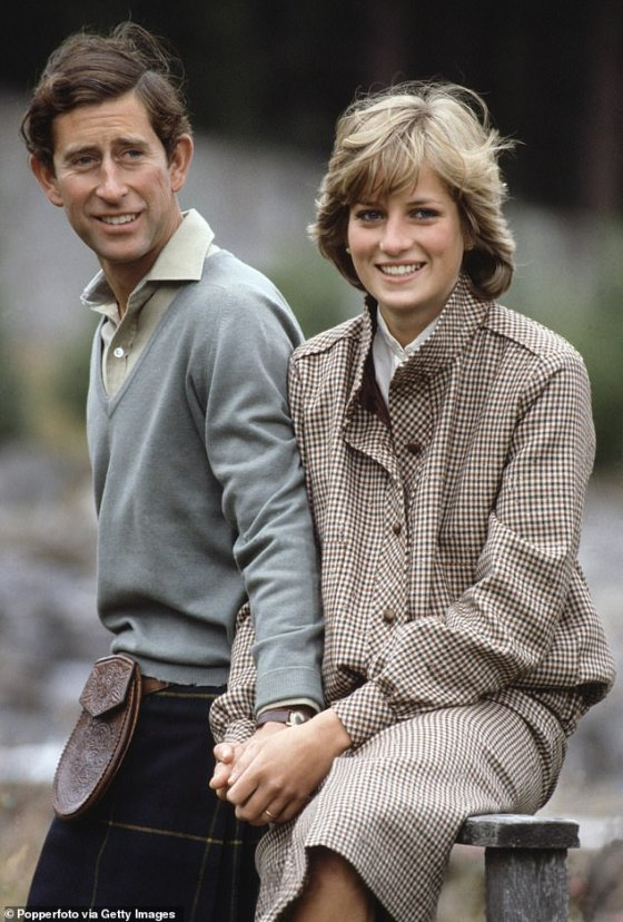 Charles has insisted that he remain faithful to his wife (pictured together in Balmoral in 1981) until their relationship was 'beyond repair'