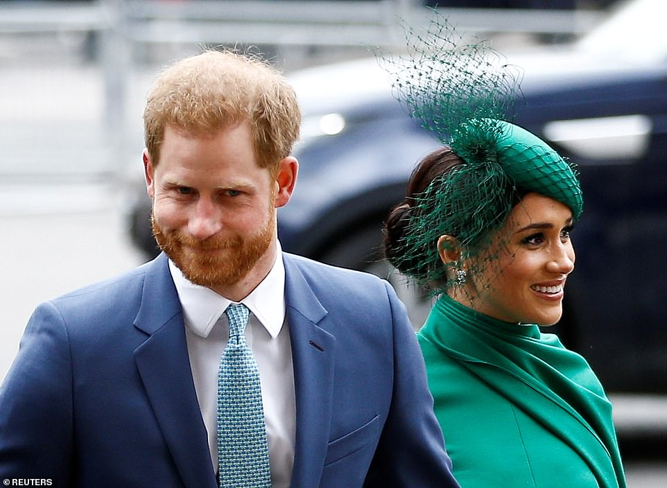 Meghan Markle and Prince Harry sign exclusive podcast deal with Spotify