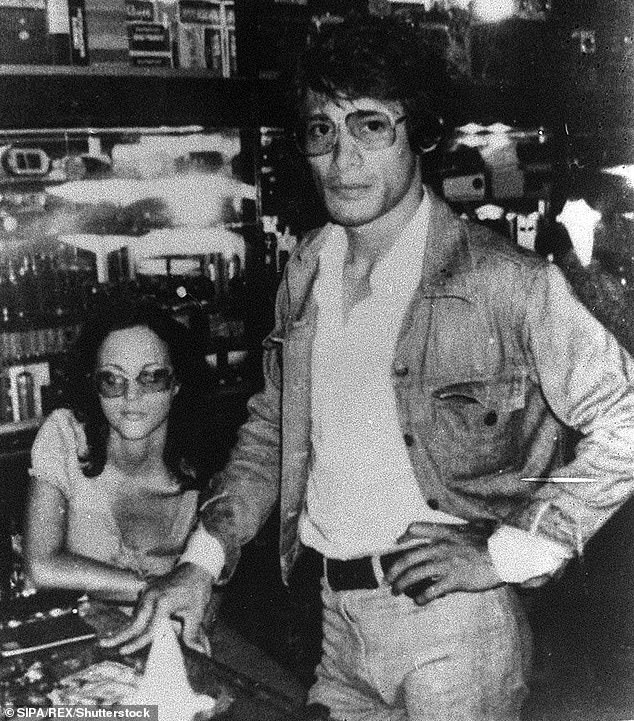 Pictured: Charles Sobhrag 'The Serpent' andMarie-Andree Leclerc pictured together in 1986
