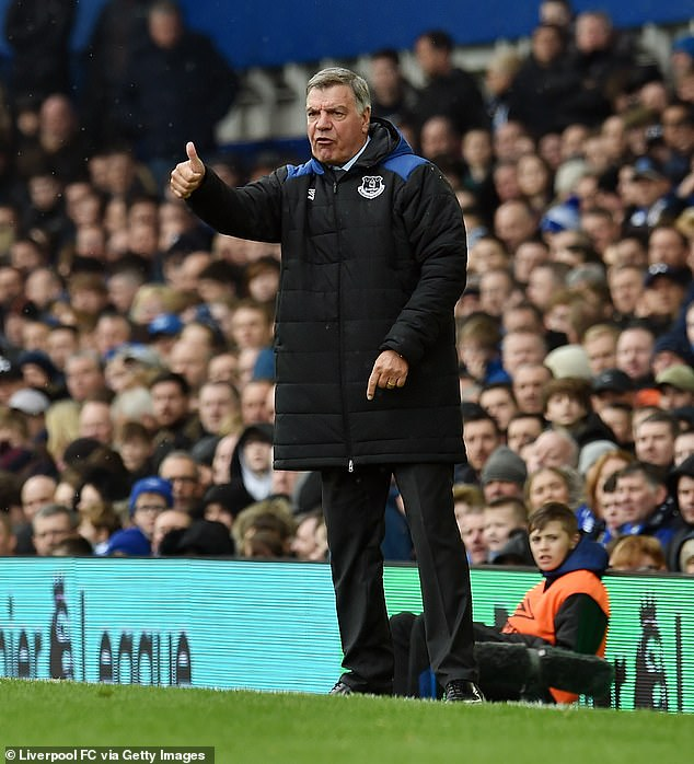 Thiswill be Allardyce's first management job since he was sacked by Everton back in 2018