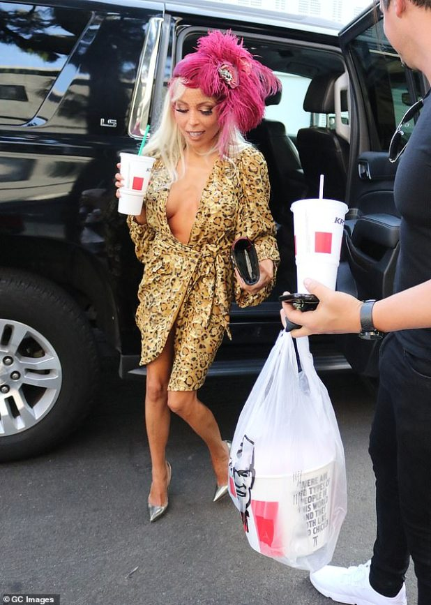 Critic: Kaila Methven, the self-proclaimed KFC heiress, slams Lifetime's KFC-inspired film A Recipe for Seduction, saying it is 'too vulgar' and has a 'disrespectful' tone overall.