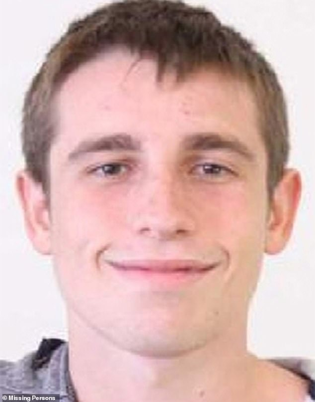 Jake Lyons (pictured) has been missing since August 25, 2014, from Dandenong North, in Melbourne's south east
